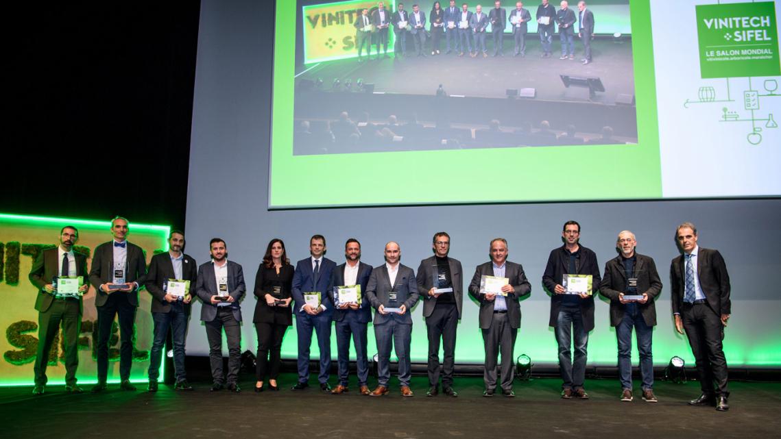 Trophées de l'Innovation - Remise des prix - 11