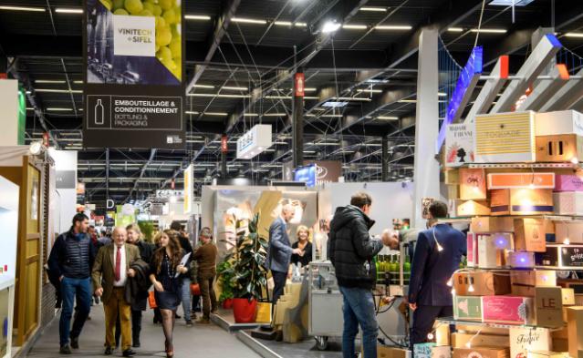 Vinitech-Sifel 2018 - Salon/Ambiance