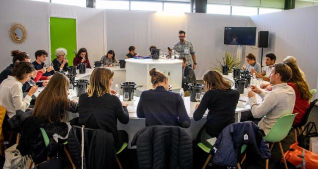 Vinitech-Sifel 2018 - Dégustations