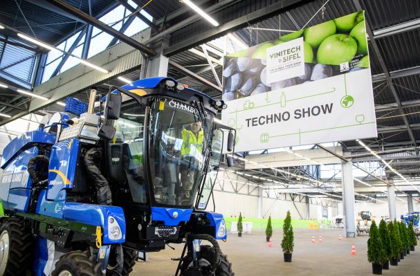 Vinitech-Sifel 2018 - Techno Show