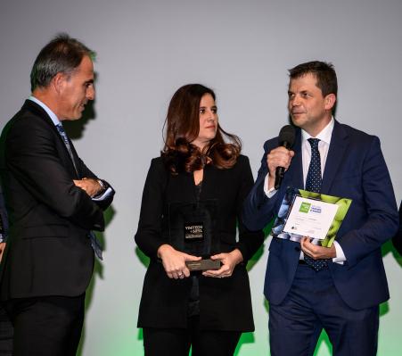 Trophées de l'Innovation - Remise des prix - Vinitech Sifel 2018
